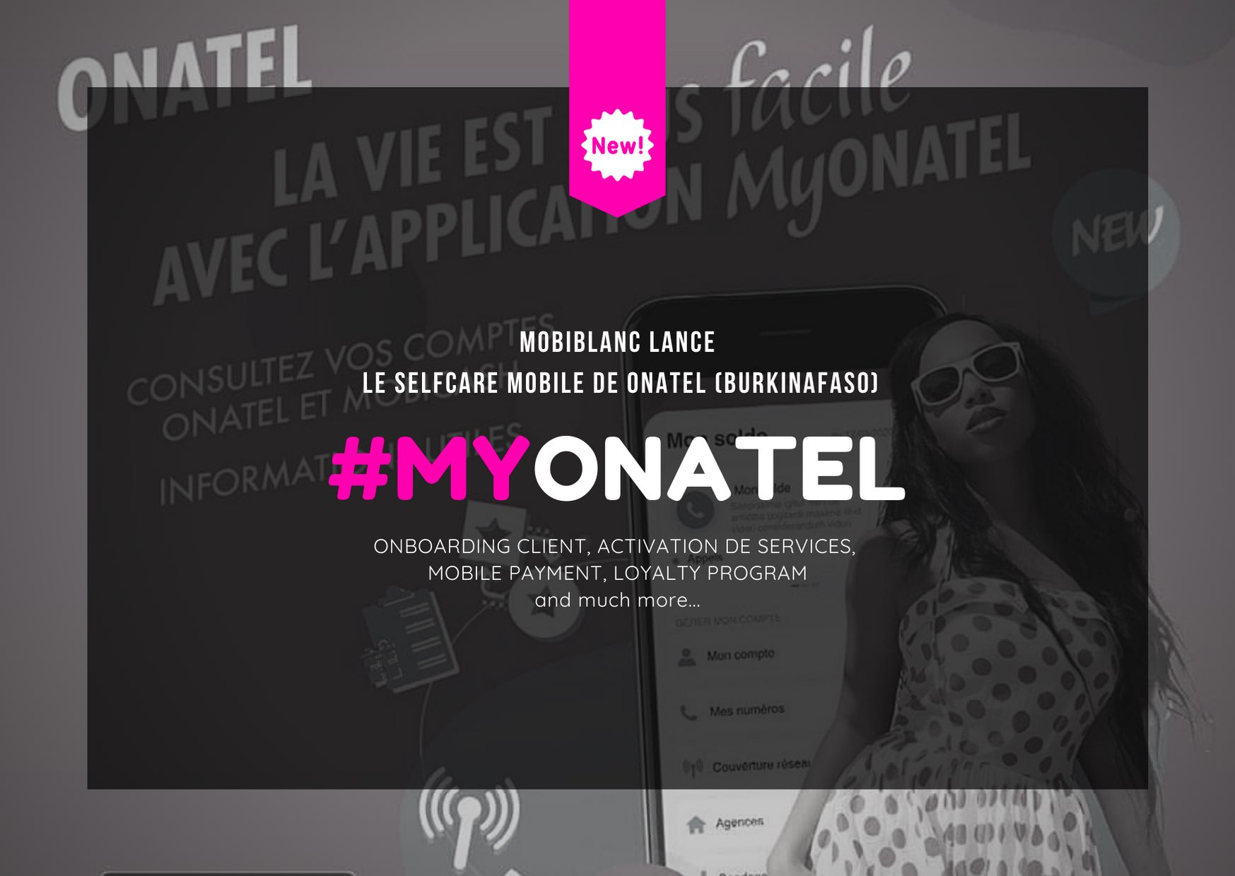 Application MyOnatel